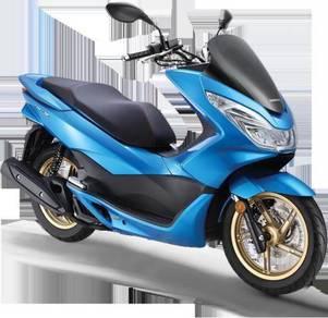 Honda Pcx150 Pcx 150 Best Deal & Best Promo 0% GST