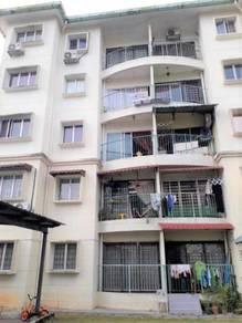 Rumah Murah di Apartment Birchwood Bandar Tasik Puteri, Rawang
