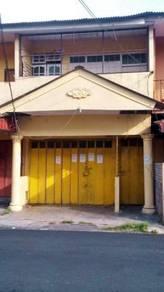Rumah Kedai 2 Tingkat Pasir Tumboh, dekat PKT
