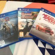 PS4 Game Package