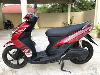 2010 Yamaha Ego S Cantik muroh