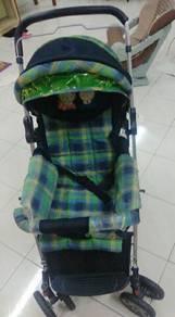 Stroller baby utk dijual