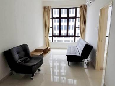 Rumah sewa murah D Summit Kempas 2 bed Fully Below market Low depo