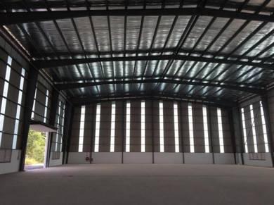 44,800 ft2 warehouse, tmn perindustrian putra, puchong