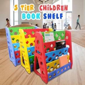 5 tier children book shelf T55.4-4.VI