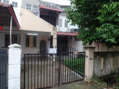 Double Storey House With Renovation