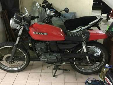 Suzuki TR-s 118 S.P
