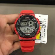 Casio World Time 10 Year Battery AE1000W