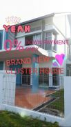 0% down payment only ~ nusantara prima cluster semi-d house