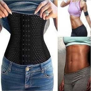 Korset Kurus Slim Wanita Corset Bengkung Ketat