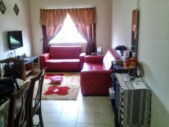 Puncak Alam Apartment Begonia FREEHOLD+FURNISHED
