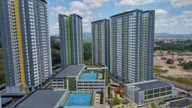 Rumah Apartment Presint 17, Putrajaya untuk Disewa