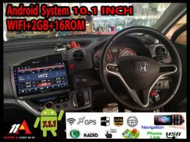 HONDA STREAM RSZ 10'1 Android Wifi DVD PLAYER
