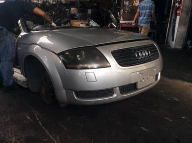 Audi tt mk1 5 valve 1.8 halfcut engine