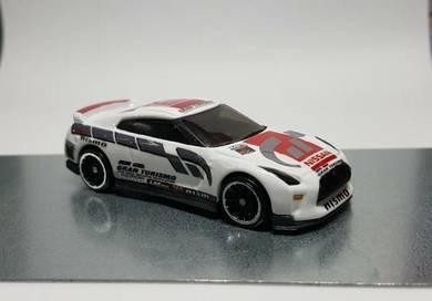 Hotwheels Custom Nissan GT-R (R35)