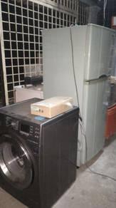 Baiki peti sejuk mesin basuh dan pam air bergerak