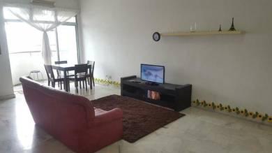 Bilik Master di Apartment Lagoon Perdana Sunway