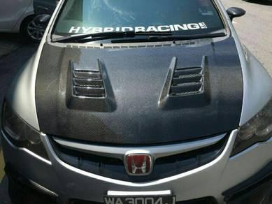 Honda Civic FD Bonnet (JS Version)