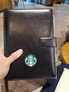 Starbucks 2019 planner (new)