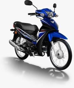 Riang Ria Raya Promo Honda Wave Alpha Low Deposit