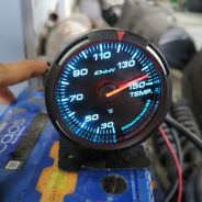 Defi racer blue water temp 60mm japan original