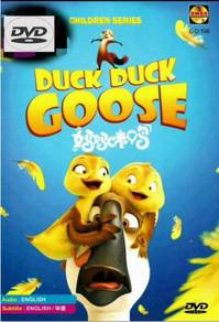 Duck Duck Goose Chinese Animation Series DVD