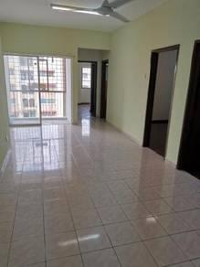 Apartment pangsapuri orkid, location on shah alam