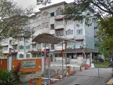 Gagah Apartment in Jalan Tun Perak, Taman Tun Perak, Cheras, Selangor