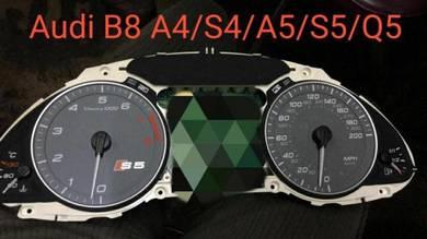 Audi B8 2009+ A4/S4/A5/S5/Q5 Meter Display Repair