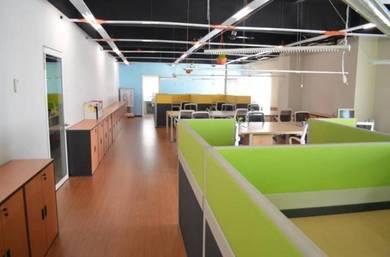 SetiaWalk Puchong full furnished office near LRT