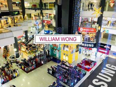 CHEAPEST! Prangin Mall Shoplot Penang Road Georgetown BEST BUY 435sf