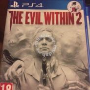 The Evil Within 2, OutLast Trinity ( PS4 )