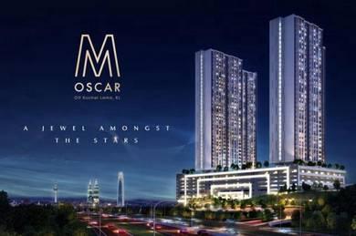72 M OSCAR 708sf~1198sf 2~4 Room 2~4 Car Park MAH SING Sri Petaling 96
