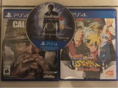 Ps 4 cd game