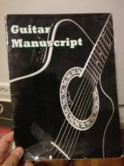 Guitar Manuscrip