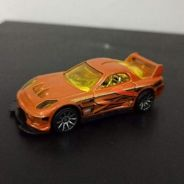 Hotwheels Rx7 24/7 from 5 pack