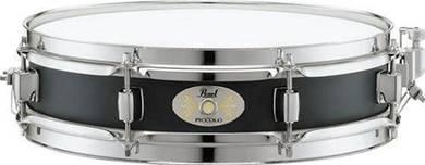 Pearl S1330B, Steel Piccolo 13x3 Snare Drum