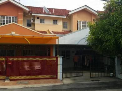 Full Loan Seremban Town Bukit Kristal Double Storey Near HIghway