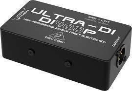 Behringer DI400P, Ultra-DI