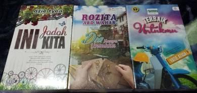 Novel lot 3