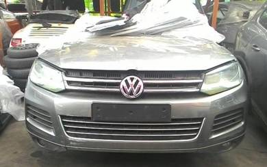 Volkswagen Touareg 3.0 Turbo 2011 Engine Gearbox