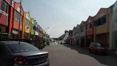 2sty shop lot,Tmn Tecknologi Cheng,