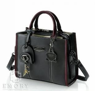 Original Handbag EMORY Havana Black
