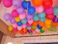 190) Fly Balloon Party