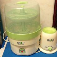 Warmer susu dan bottle sterilizer