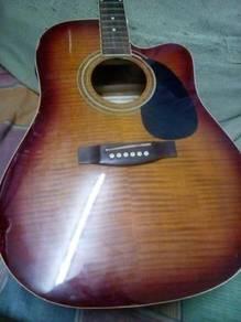 Guitar Santa Cruz