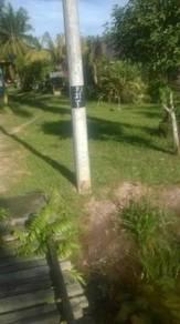 Tanah Lot Banglo Mampu Milik di Kg Pt Jelutong Parit Raja