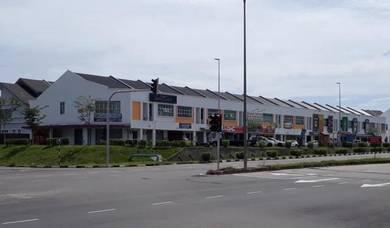 2 STOREYS SHOP HSE (CORNER) at SP SAUJANA, SUNGAI PETANI