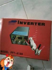Inverter fish