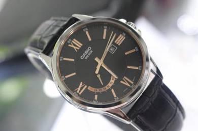 Watch - Casio Men Date MTPE125L-1A - ORIGINAL